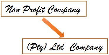 How to change a NPC to a Pty company