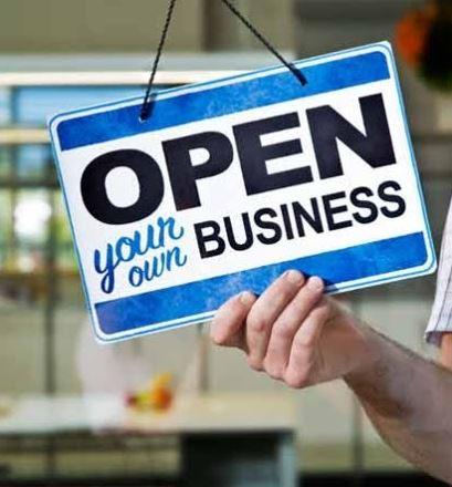 How do I start my own business?