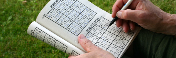 In search of the quickest way to solve Sudoku puzzles
